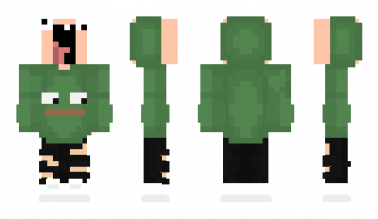 Minecraft skins by Nick Therealsocks