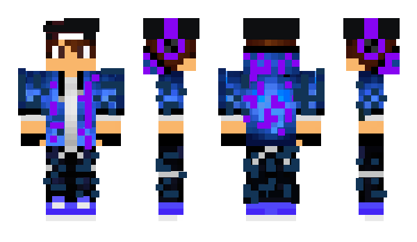 Minecraft skin with the nickname afallo